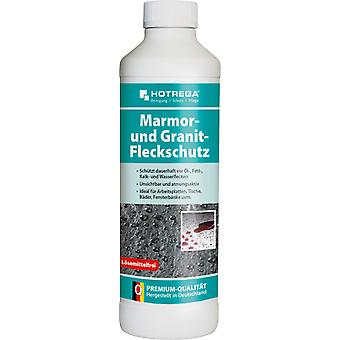 HOTREGA® marble and granite stain protection, 500 ml bottle
