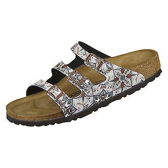 Birkenstock Florida 1015993 chaussures universelles pour femmes d'été