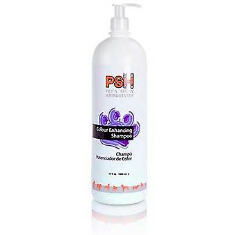 PSH Shampoo Enhancer Väri 1 L. (Koirat , Hoito & hyvinvointi, Shampoot)