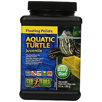 Exo Terra Exo Terra Aquatic Turtle Food Juvenil265G (Reptiles , Reptile Food)