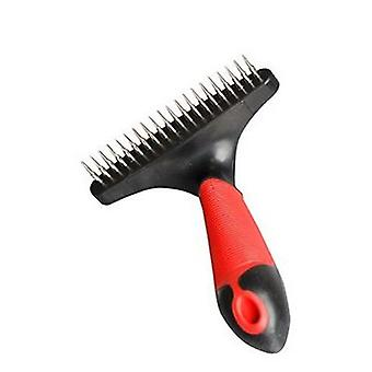 Flamingo Raking Care Prong Long Muda 16 (Dogs , Grooming & Wellbeing , Brushes & Combs)