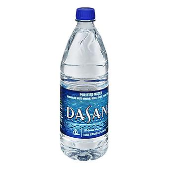 Dasani Water-( 1 Lt X 12 Bottles )