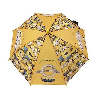 Umbrella - Despicable Me - Minions Face Yellow (Youth/Kids) New Gift Toys 085876