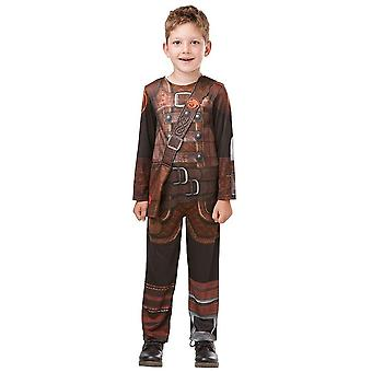 How To Train Your Dragon Boys Hiccup Costume
