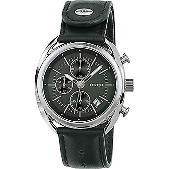 Breil watch Chronograph quartz men's watch with leather TW1515