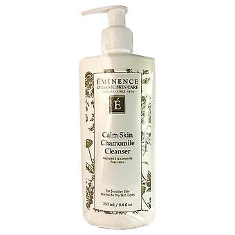 Eminencia calmar la piel manzanilla facial limpiador 8.4 oz