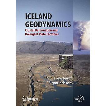 أيسلندا الجيوديناميكية تشوه القشرية والتكتونية لوحة متباينة من قبل سيغموندسون وفريشتاين