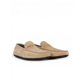 BOSS Footwear Dandy Moc Suede Loafers