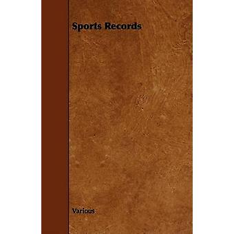 Sports Records by Various