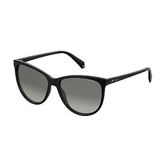 Polaroid PLD4066 807/WJ Black/Polarised Grey Gradient Sunglasses