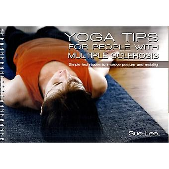 Yoga Tips for People with MS by Sue Lee