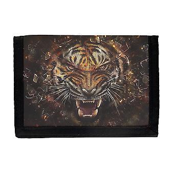 Angry Tiger Wallet