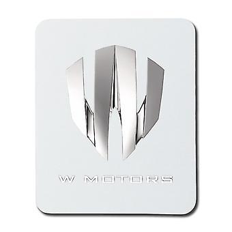 W Motors Mouse Pad