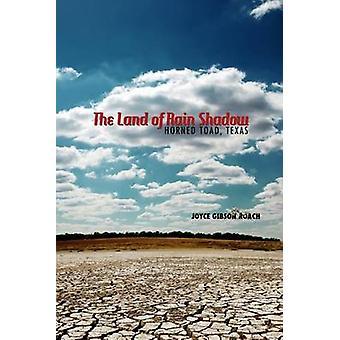 Das Land der regen Schatten - gehörnte Kröte - Texas von Joyce Gibson Roach-