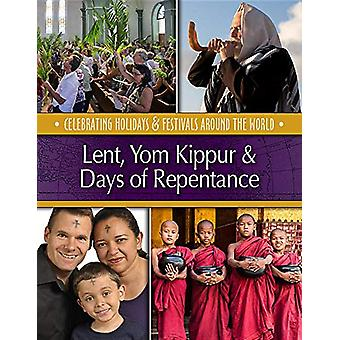 Lent - Yom Kippur & Days of Repentance by Betsy Richardson - 9781