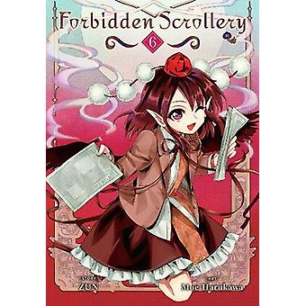 Forbidden Scrollery - Vol. 6 by Moe Harukawa - 9780316511964 Book