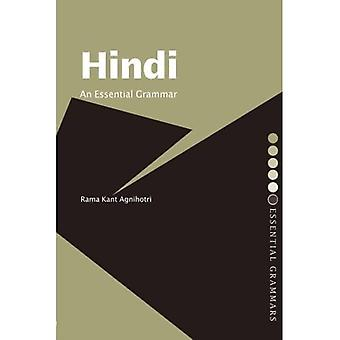 Hindi: en essentiell grammatik