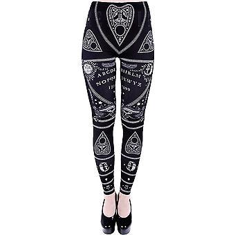 Restyle - ouija board leggings - womens leggings
