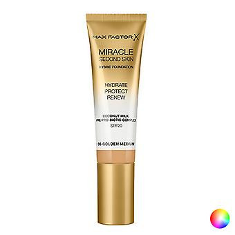 Fondation de maquillage Max Factor Spf 20/7-neutre moyen