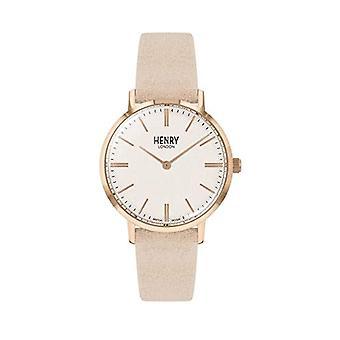 Henry London Clock Unisex ref. HL34-S-0342