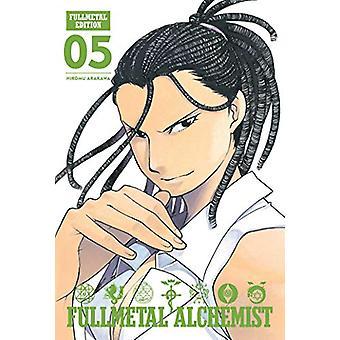 Fullmetal Alchemist - Fullmetal Edition - Vol. 5 by Hiromu Arakawa - 9