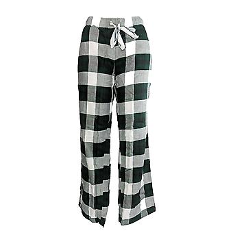 Concepts Sports Women's Pajama Pants Boston Celtics Patch Black