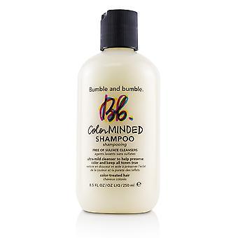 Bb. color minded shampoo (color treated hair) 231152 250ml/8.5oz