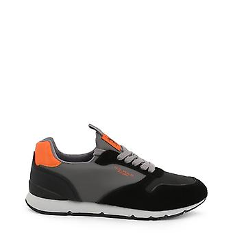 Man leather sneakers shoes ua72919