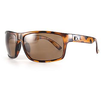 Sundog Fringe True Blue Sunglasses Brown Demi / Brown