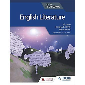 English Literature for the IB Diploma by Carolyn P. Henly - 978151046