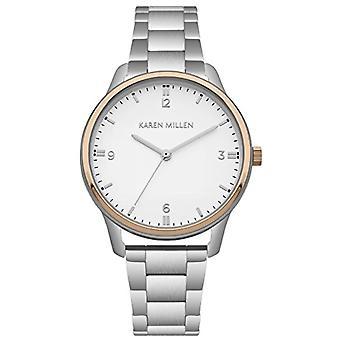 KAREN MILLEN Women's Watch ref. KM167SRGM
