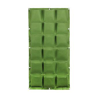 YANGFAN Vertical Wall Mounted Hanging Plant Growth Bags