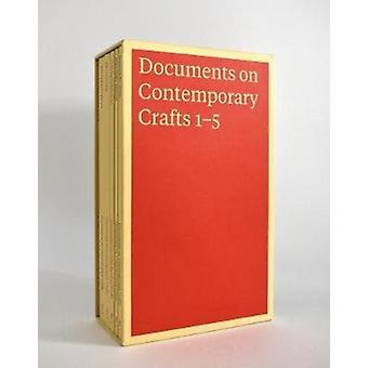 Documents on Contemporary Crafts 15 by Norwegian Crafts