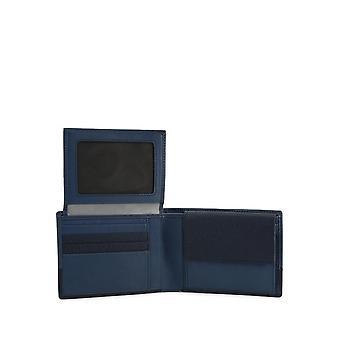 Piquadro - Accessoires - Portemonnees - PU1392S94R_AV - Mannen - donkerblauw,royalblue