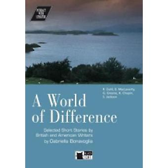 Interact with Literature  A World of Difference  audio CD by Collective