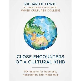 Rencontres rapprochées d'un type culturel - Leçons pour les entreprises - negotiation