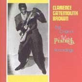 Clarence Gatemouth Brown - Original Peacock Recording [CD] USA import