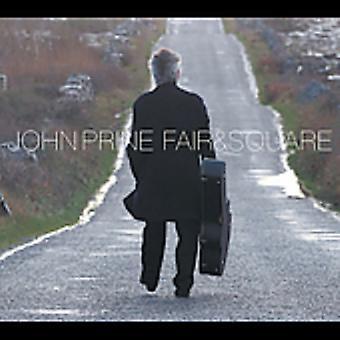 John Prine - Fair & Square [CD] USA import
