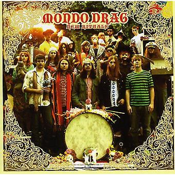 Mondo Drag - import USA de nouveaux rituels [CD]