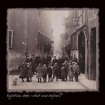 What Was Before? [CD] USA import