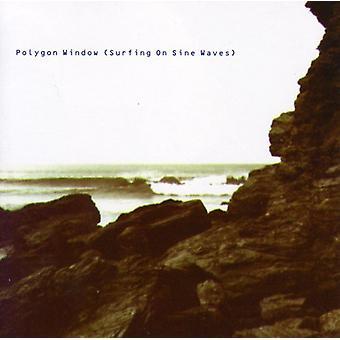 Polygon Window - Surfing on Sine Waves [CD] USA import
