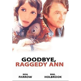 Goodbye Raggedy Ann [DVD] USA import