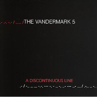Vandermark 5 - Discontinuous Line [CD] USA import