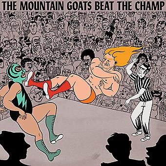 The Mountain Goats - Beat the Champ [Vinyl] USA import