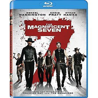 Magnificent Seven [Blu-ray] USA import
