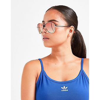 New Supply & Demand Jennifer Sunglasses Gold