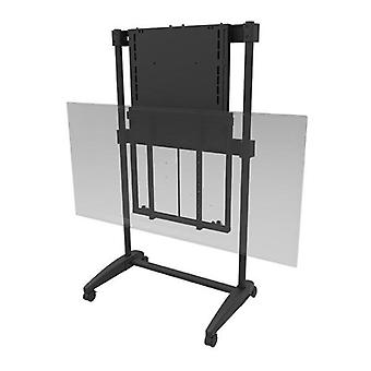 Easilift Dynamic Height Adjustable Portable Tv Stand For Display Panel