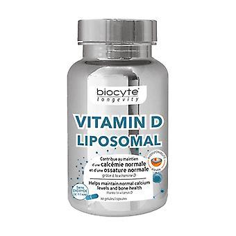 فيتامين ليبوسوكال 30 كبسولة