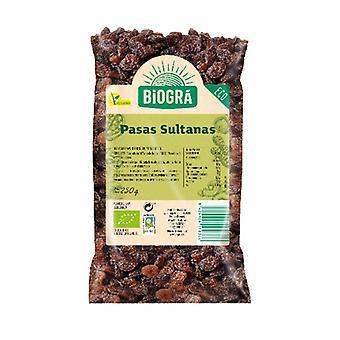 Organic Sultanas (Raisins) 250 g