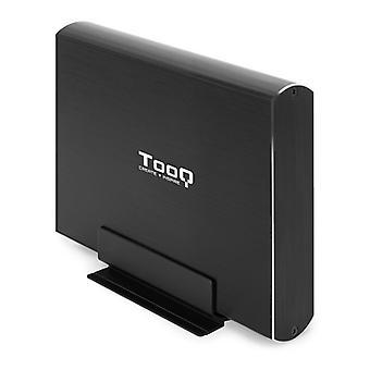 "Housing for Hard Disk TooQ TQE-3531B 3,5"" USB 3.0 Black"